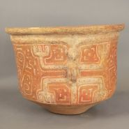 Marajo Large Incised Vessel