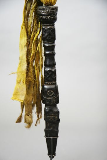 Nepalese Drum handle/phurba