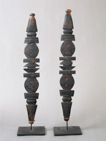 Tuareg Carved Sticks