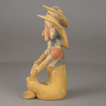 Ecuadoran Seated Figure