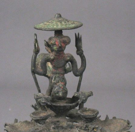 Indian Folk Bronze